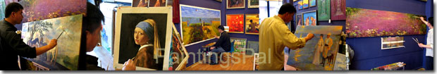 David - PaintingsPal Studio Owner & Art Supervisor